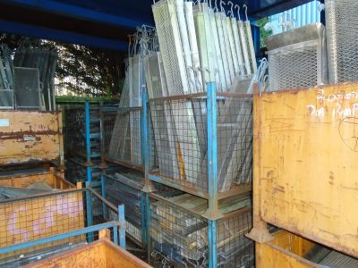 Secondhand Titanium Anode Baskets - Various sizes available