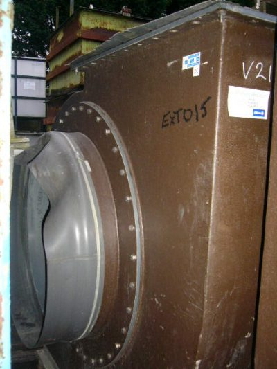 S/H-EXT015 900 IN 720X900 OUT 1470/690RPM 22KW POLY/IMP S/N2061 APPH