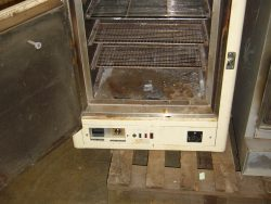 S/H-OVN003 LABORATRY THERM EQIP OVEN 460X400X460 ST/ST
